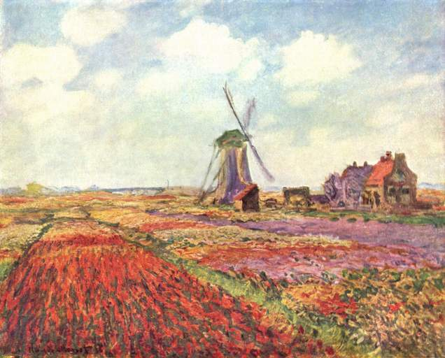 Claude_Monet_-_Tulip_fields_in_Holland_(Musée_d'Orsay)